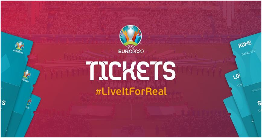 Euro 2020 Tickets