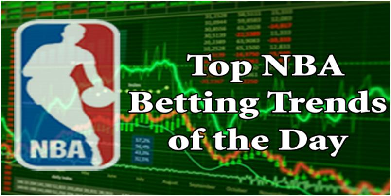 NBA Betting Trends