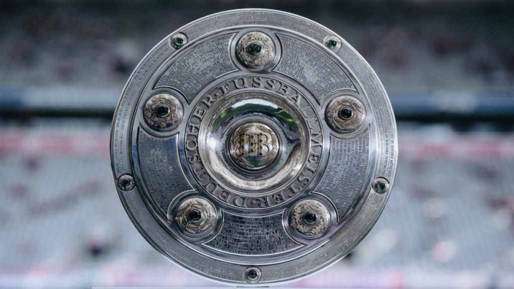 Bundesliga - Meisterschale