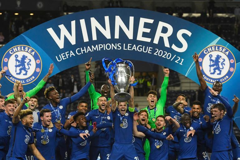 Champions League 20/21 Winners